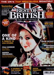 Best Of British Magazine OCT 21 Order Online
