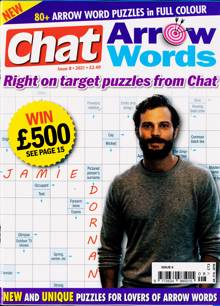 Chat Arrow Words Magazine Issue NO 8