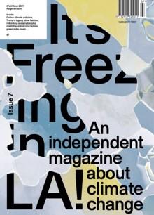 It's Freezing In La Magazine Issue 7 Order Online