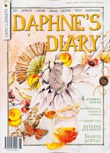 Daphnes Diary Magazine Issue NO 6