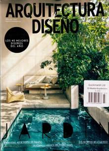 El Mueble Arquitectura Y Diseno Magazine 37 Order Online