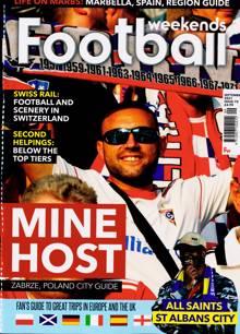 Football Weekends Magazine SEP 21 Order Online
