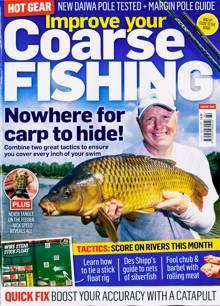 Improve Your Coarse Fishing Magazine NO 380 Order Online