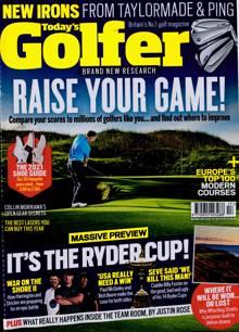 Todays Golfer Magazine NO 417 Order Online