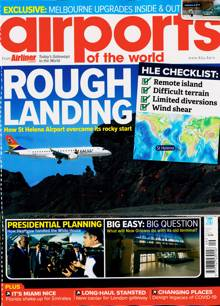 Airports Of The World Magazine SEP-OCT Order Online