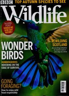 Bbc Wildlife Magazine SEP 21 Order Online