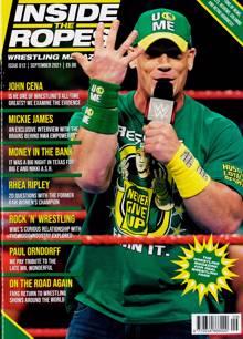 Inside The Ropes Magazine SEP 21 Order Online