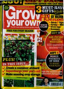 Grow Your Own Magazine Issue OCT 21