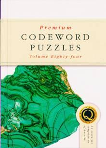 Premium Codeword Puzzles Magazine NO 84 Order Online