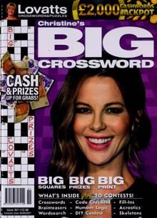 Lovatts Big Crossword Magazine NO 351 Order Online