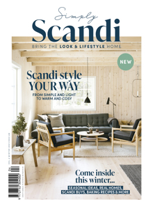 Simply Scandi Magazine Vol 4 Winter Order Online