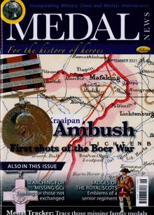 Medal News Magazine Issue SEP 21
