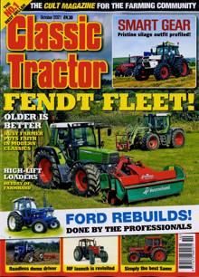 Classic Tractor Magazine OCT 21 Order Online