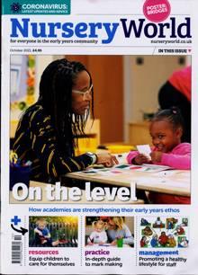 Nursery World Magazine OCT 21 Order Online