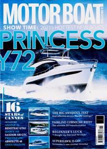 Motorboat And Yachting Magazine NOV 21 Order Online