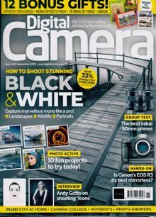 Digital Camera Magazine NOV 21 Order Online