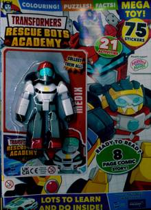 Rescue Bots Magazine NO 47 Order Online