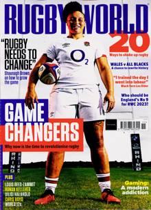 Rugby World Magazine NOV 21 Order Online