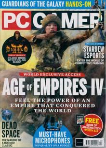 Pc Gamer Dvd Magazine NO 363 Order Online
