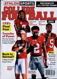 Athlon College Football  Magazine 16 Order Online