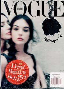 Vogue Italian Magazine NO 850 Order Online