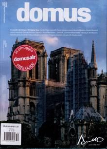 Domus It Magazine NO 1059 Order Online