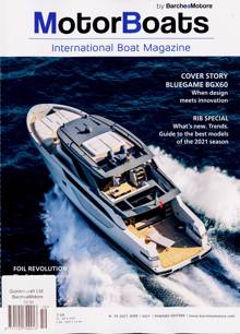 Barchea Motore Magazine NO 19 Order Online