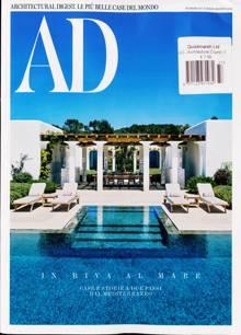 Architectural Digest Italian Magazine NO 477 Order Online
