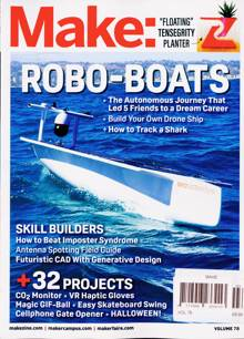 Make Magazine VOL 78 Order Online
