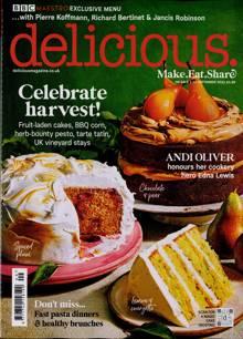 Delicious Magazine SEP 21 Order Online