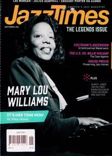 Jazz Times (Us) Magazine Issue SEP 21
