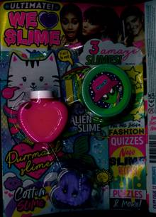 Ultimate Magazine Issue SLIME 4