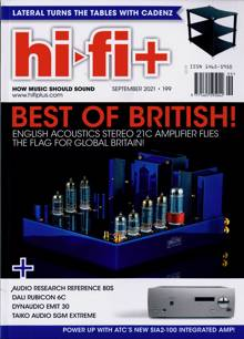 Hi Fi Plus Magazine NO 199 Order Online