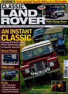 Classic Land Rover Magazine OCT 21 Order Online