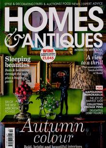 Homes & Antiques Magazine OCT 21 Order Online
