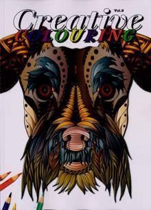 Creative Colouring Magazine NO 9 Order Online