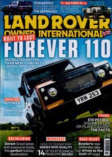Land Rover Owner Magazine OCT 21 Order Online