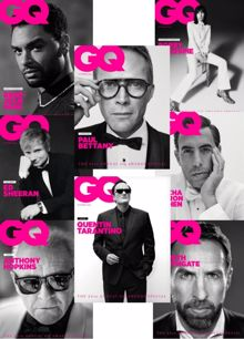 Gq Magazine OCT 21 Order Online