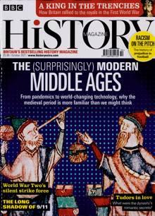 Bbc History Magazine OCT 21 Order Online