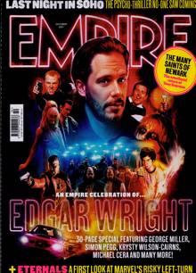 Empire Magazine OCT 21 Order Online