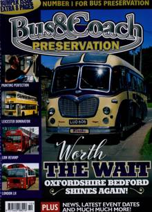 Bus And Coach Preservation Magazine OCT 21 Order Online