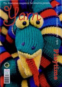Yarn Magazine Issue 62