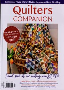 Quilters Companion Magazine Issue 10