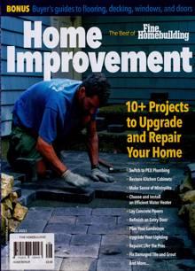 Fine Homebuilding Magazine Issue HOMEREPAIR