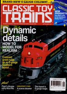 Classic Toy Trains Magazine SEP 21 Order Online