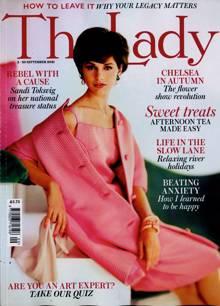 The Lady Magazine Issue 03/09/2021