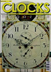 Clocks Magazine SEP 21 Order Online
