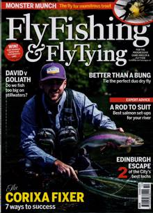 Fly Fishing & Fly Tying Magazine OCT 21 Order Online