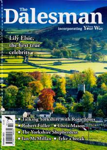 Dalesman Magazine Issue OCT 21