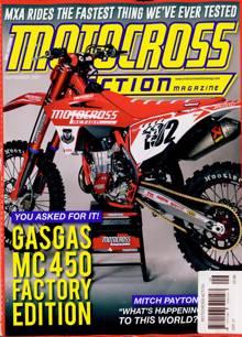 Motocross Action Magazine Issue SEP 21